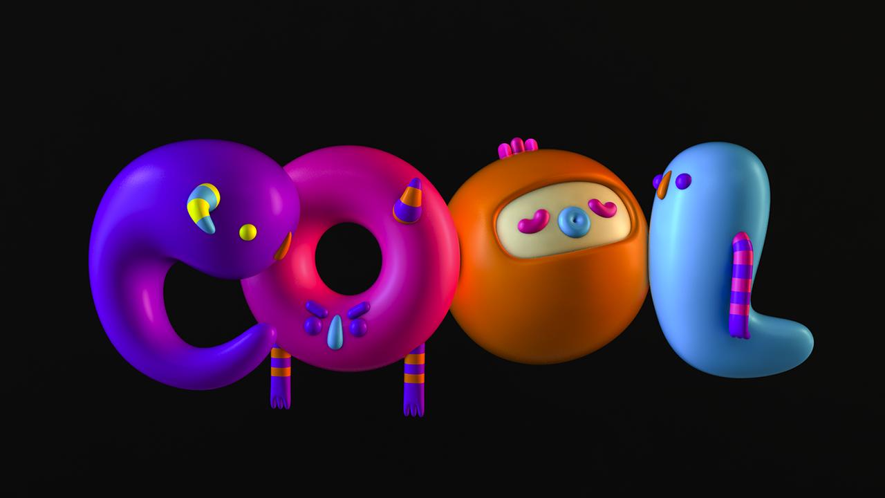 Crea un lettering con vida en Cinema 4D   Curso gratis