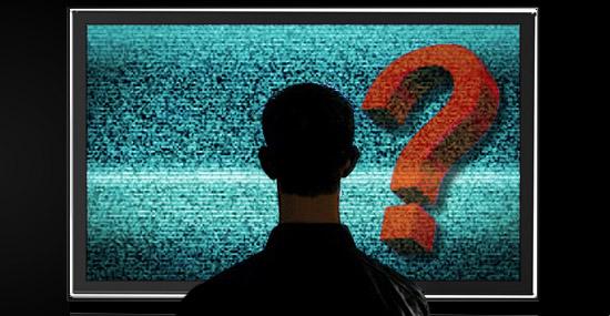 Verdade ou mito - ficar muito perto da TV faz mal para os olhos - Capa