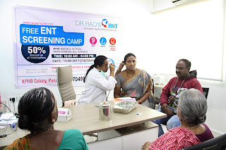 Monthly free screening, Dr Rao,Health