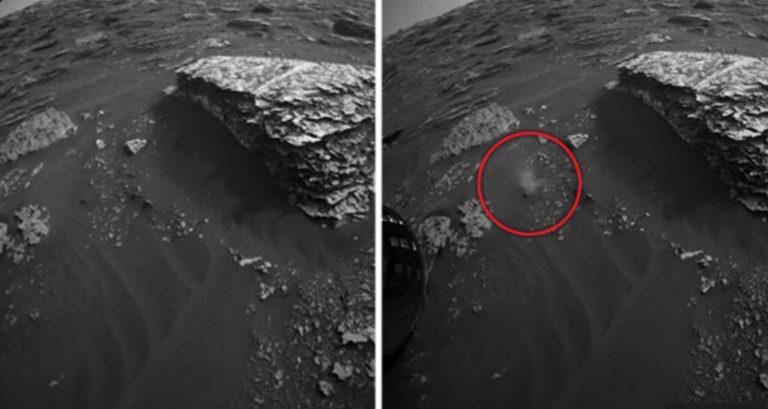 b1d75af7d74 Algo se moveu no solo marciano perto do jipe-sonda Curiosity ...
