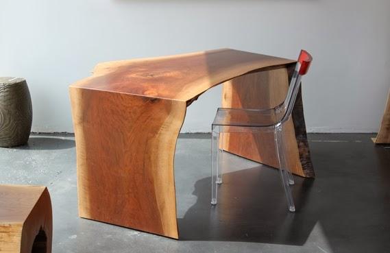 ma maison au naturel meubles en bois brut. Black Bedroom Furniture Sets. Home Design Ideas