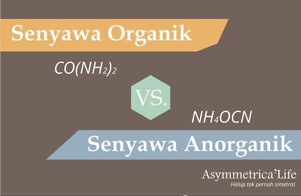 Senyawa Organik dan Senyawa Anorganik