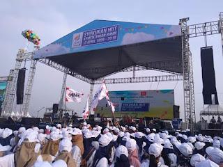 BUMN Mencatat Sejarah Tiga Rekor MURI HUT BUMN ke 21 di Semarang