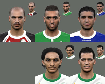 PES 2016 Facepack by Elmodamer