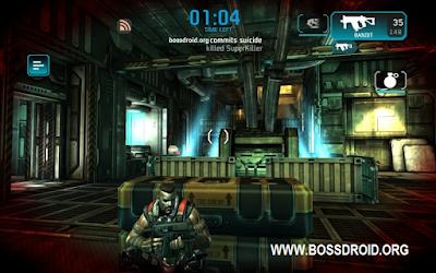 Download Game SHADOWGUN DeadZone Mod APK + DATA OBB Android
