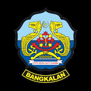 Kabupaten Bangkalan Logo Vector