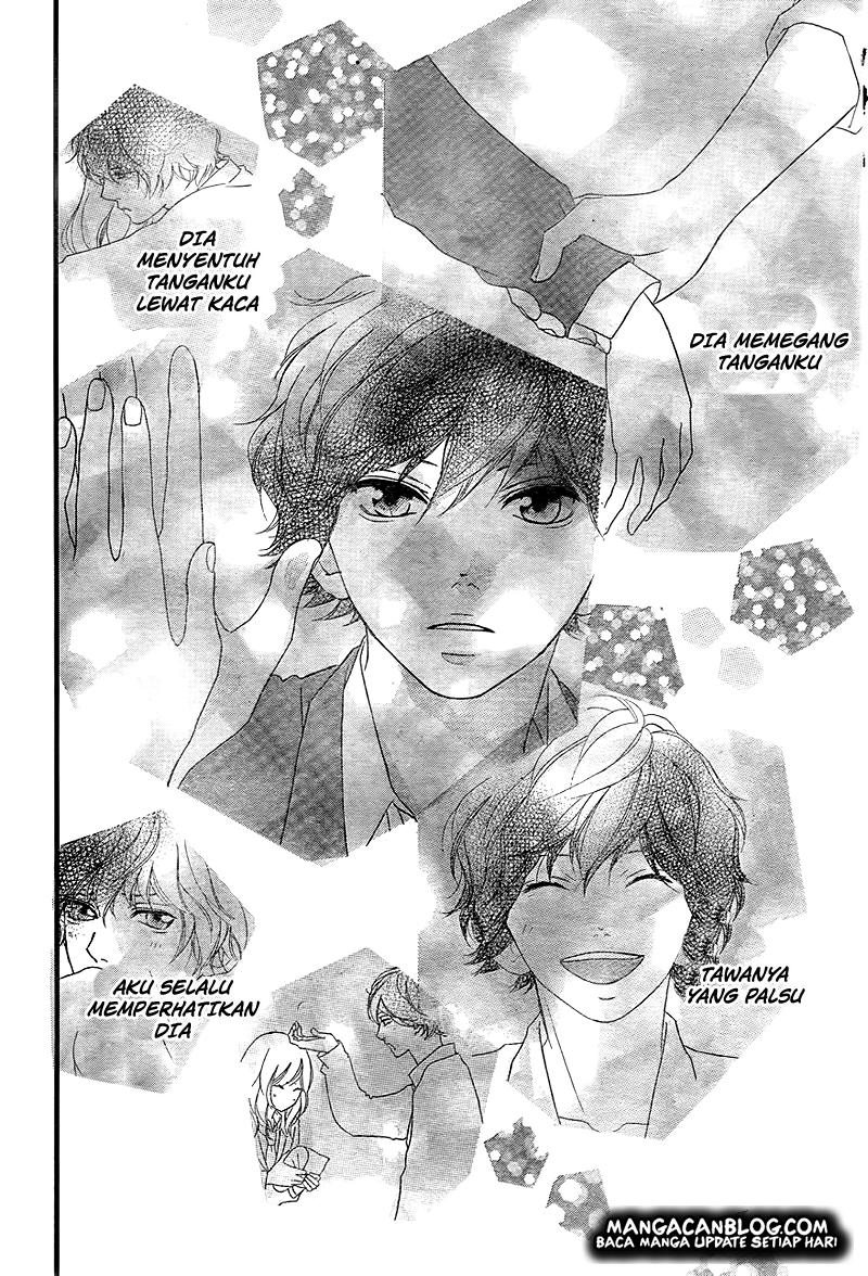 Ao Haru Ride Chapter 35-37