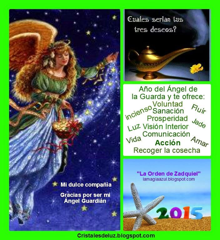 La Orden de Zadquiel: ANGEL DE LA GUARDA