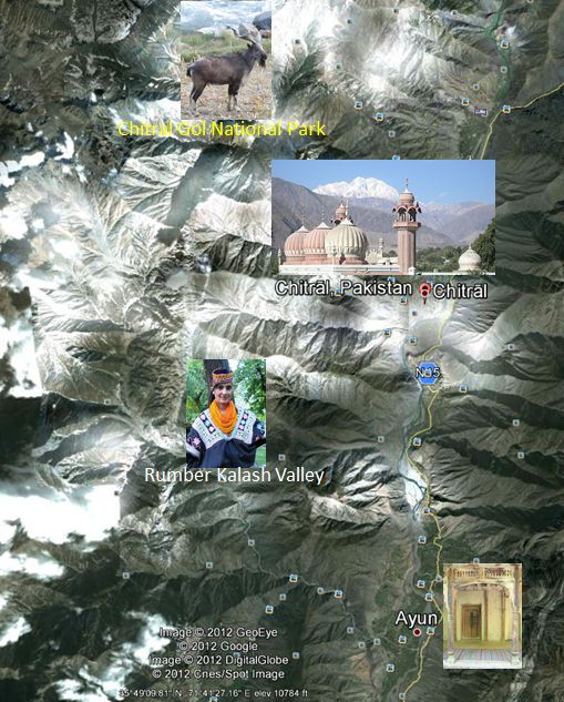 Photo Travelogue of Mary Loosemore: Chitral - the land of ...