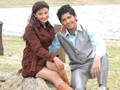 Rashmi mehta with hubby