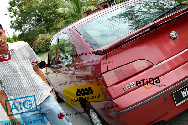perbaharui cukai jalan di MYEG