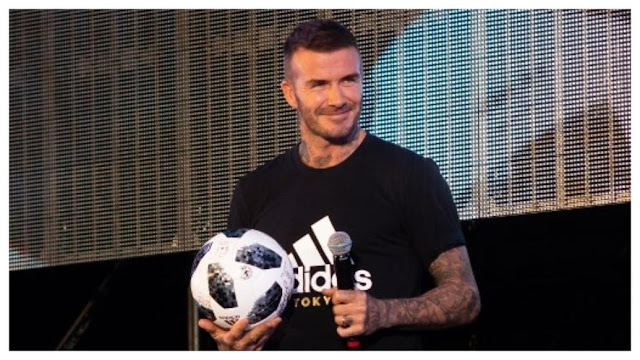 David Beckham Predicts World Cup Finalists In Russia