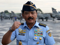 Hasutan Menolak Marsekal Hadi Tjahjanto Menjadi Panglima TNI, karena TNI Bukan Milik PDIP