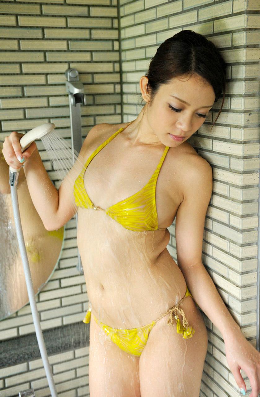 shelly fujii hot bikini pics 03