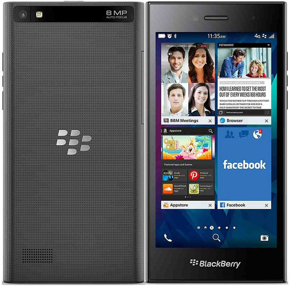 Kelebihan Blackberry Leap - Spec HP Terbaru