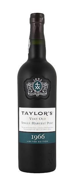 Taylor's 1966 Single Harvest Port