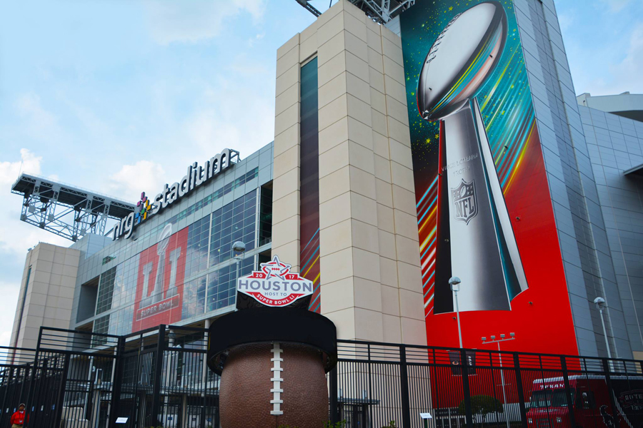 guida nrg stadium super bowl