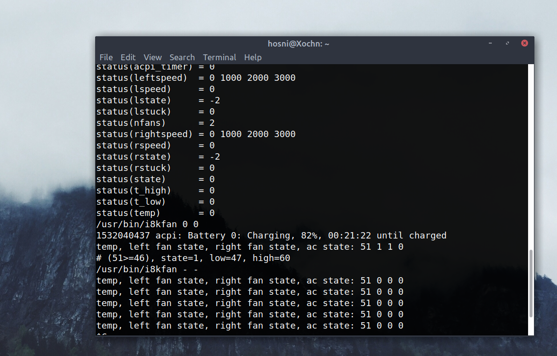 Fix the Linux freezing problem on dell - Hosni Blog