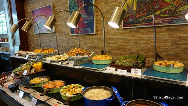 Hometown Iloilo Buffet by Freska - Iloilo Restaurant - food setup