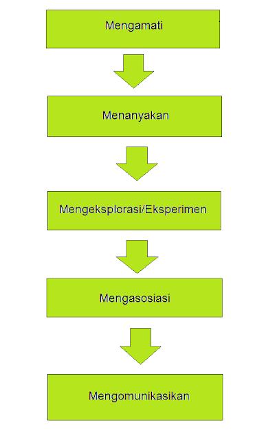 Bagan Proses Penyelidikan IPA