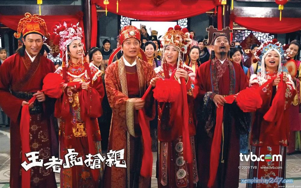 http://xemphimhay247.com - Xem phim hay 247 - Vương Lão Hổ Đoạt Kiệu (2009) - A Bride For A Ride (2009)