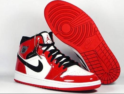 hot sale online 1be99 0808c Las primeras zapatillas eran de color rojo, negro y blanco. Estas  zapatillas causaron sensación y ahora pueden encontrarse en distintos modelos  retro.