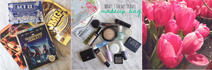 instagram bbloggers movie night blue mountains trip makeup tulips national home show