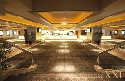 Harga Tiket Masuk Bioskop Jakarta