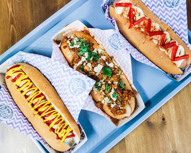 vegan not dog fast food birmingham