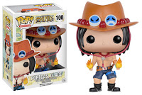 Funko Pop! Portgas D. Ace