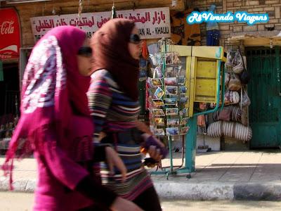 Mulheres egípcias