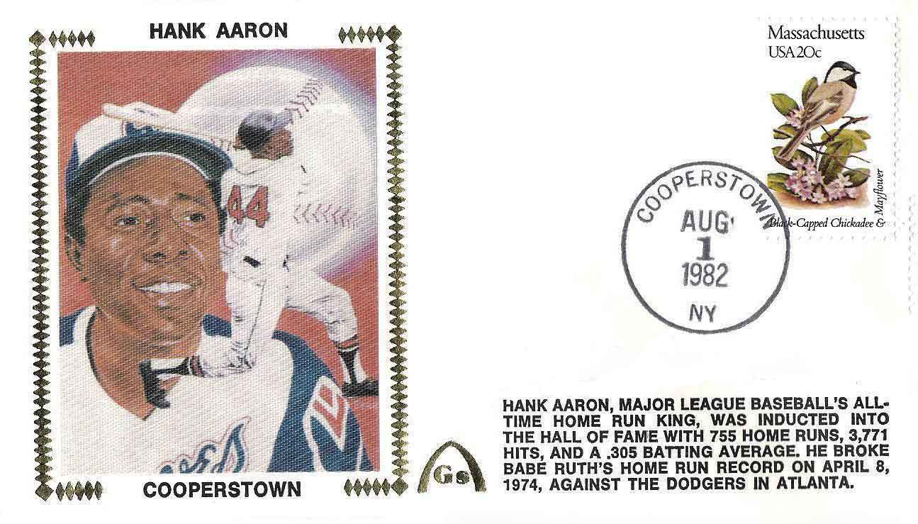 Weitere Ballsportarten Atlanta Braves Hank Aaron Trikot Revers Pin-classic Collectible-hammerin Hank