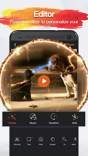 Screenshot VivaVideo PRO: Video Editor HD