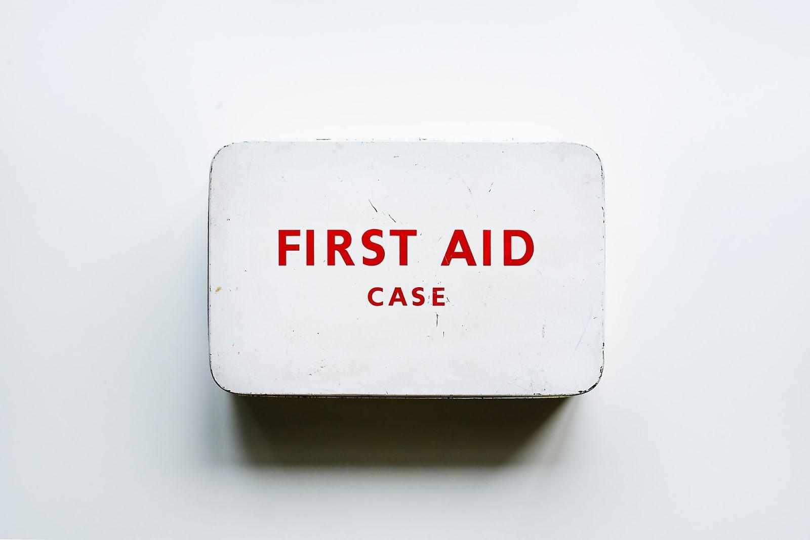 Visita Iglesia tip: bring a medicine kit