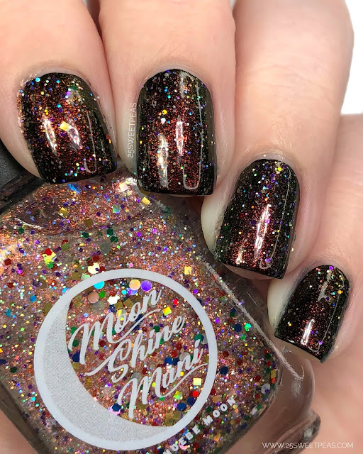 Moon Shine Mani Exterior Illumination