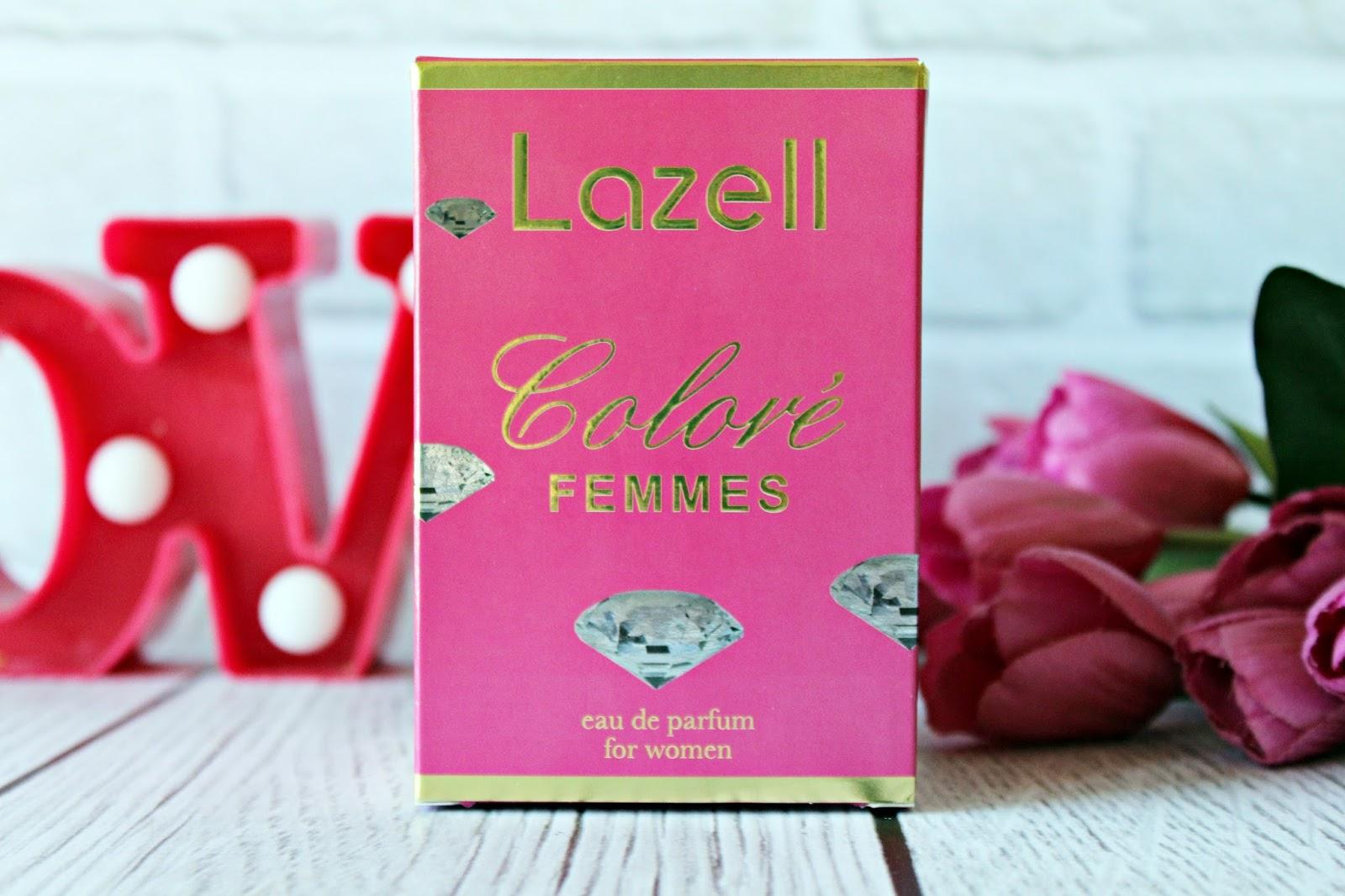 Lazell Colore Femmes & Lazell Black Onyx - Woda toaletowa dla niej