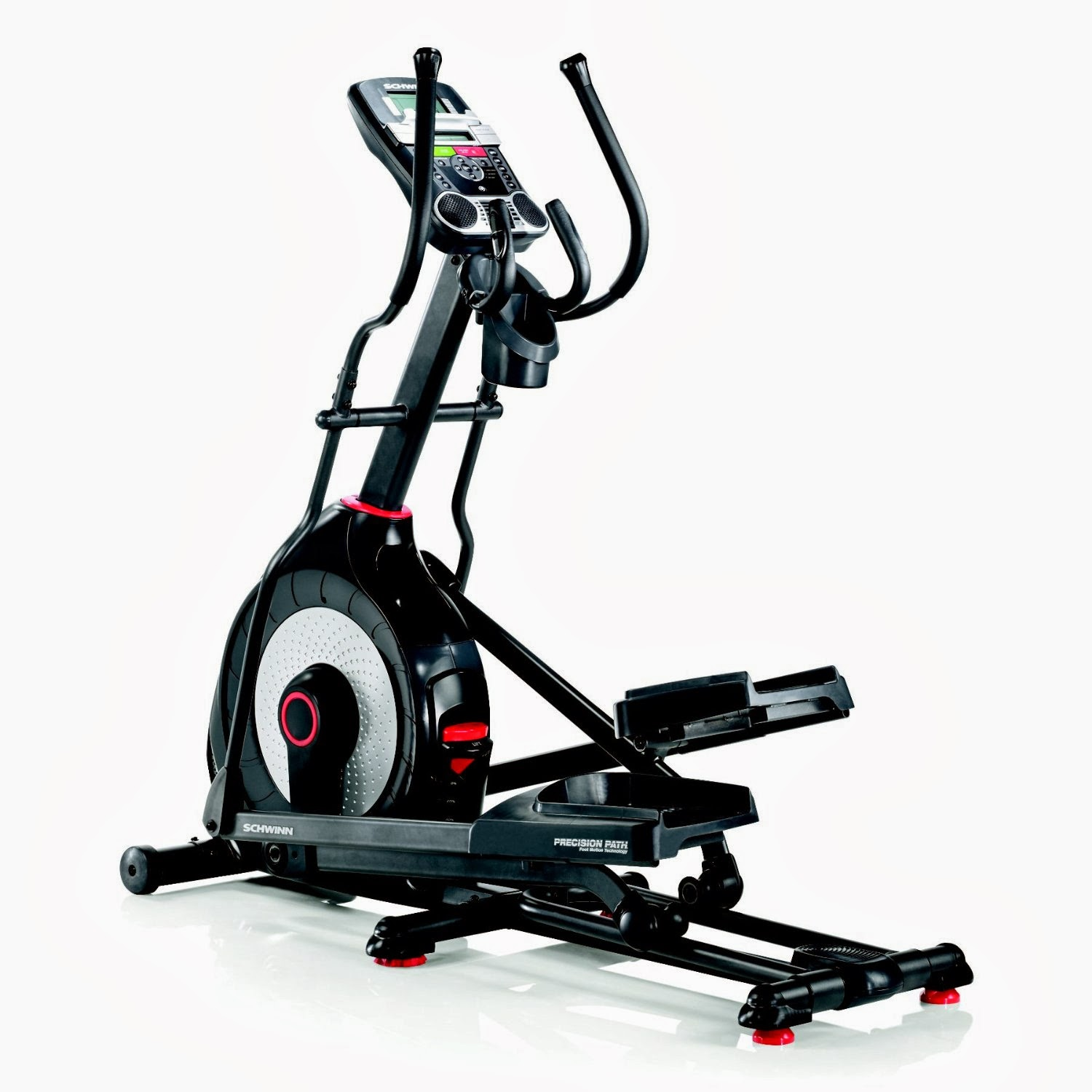 Schwinn 470 Elliptical Trainer, compare features & differences with Sole E95