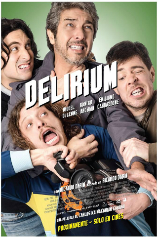 Delirium [2014] [DVDR] [NTSC] [Latino]