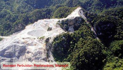 Kawasan Perbukitan Pracimantoro