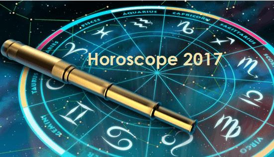 2017 Horoscope Predictions