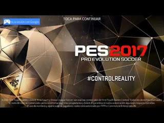 Game PES 2017 Gold Edition Apk + Data Terbaru