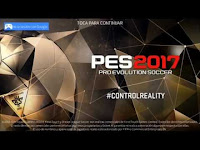 PES 2017 Gold Edition Apk + Data Terbaru