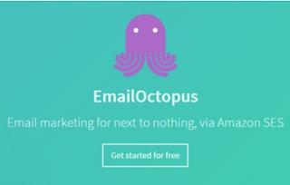 تعرف على موقع emailoctopus للتسويق بالبريد الالكتروني