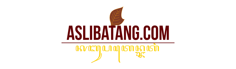 Asli Batang - Bangga Dadi Wong Mbatang