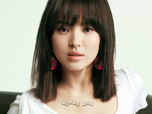 Hair Style U Cut: Model Hairstyle Korea Women