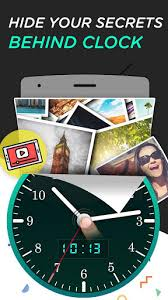 Clock - The Vault : Secret Photo Video Locker Download for Android