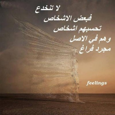 حكم عن الحب الضائع