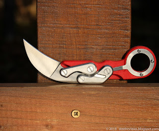 Mechanical Karambit  with FRN handle