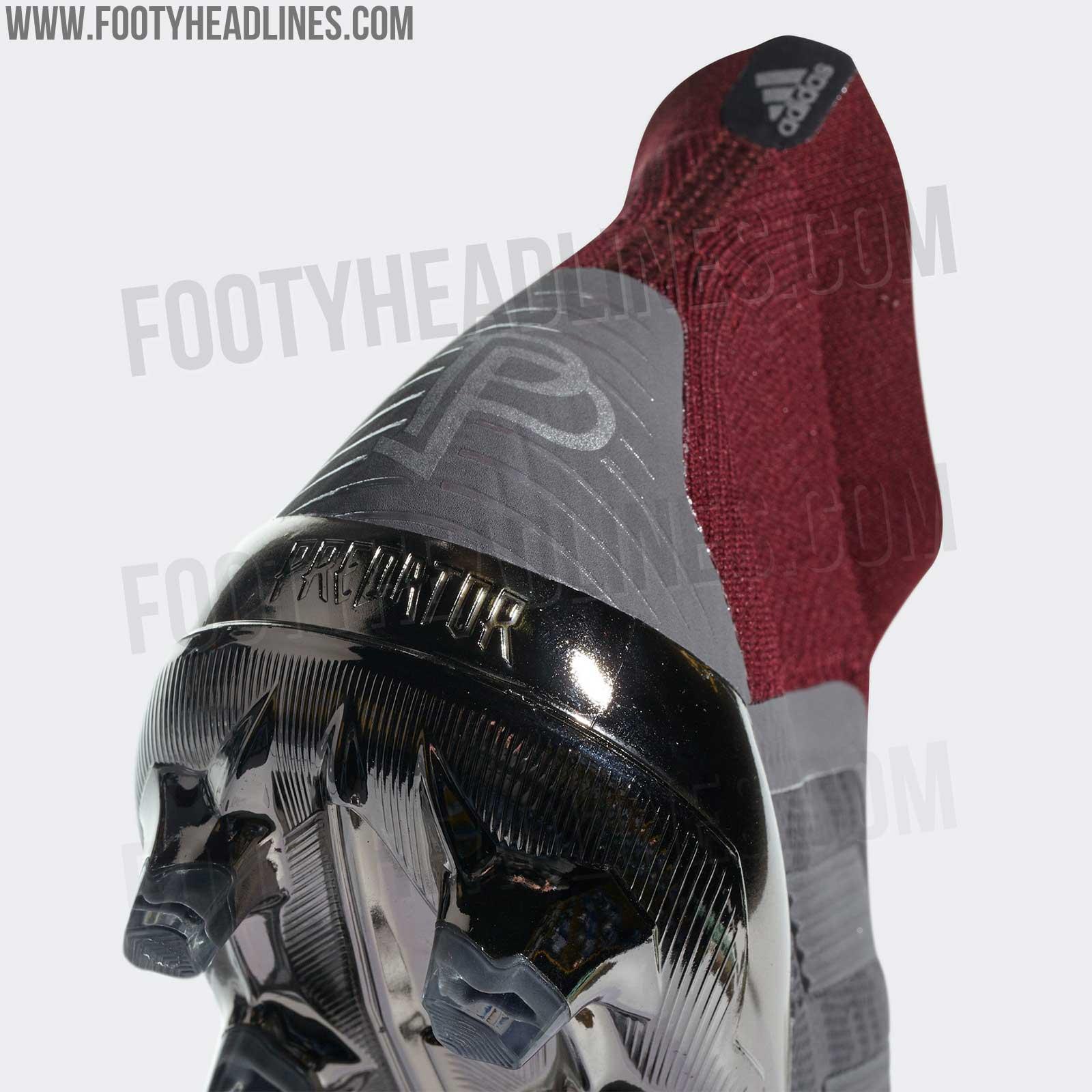 OFFICIAL: Adidas Predator 18+ Paul Pogba Signature Boots