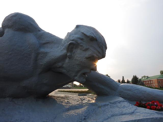 Trdnjava herojev, Brest, Belorusija